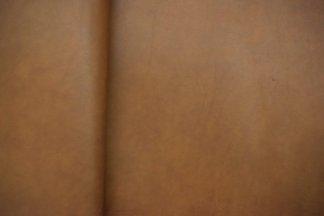 medium brown chrome tan leather