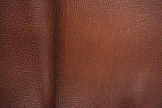 Cognac Utta Bison Leather