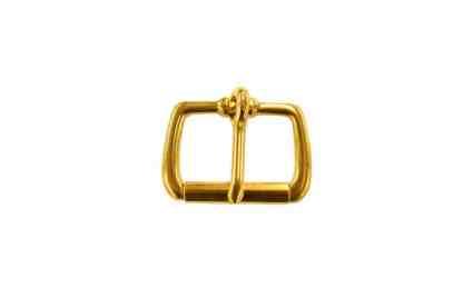 Roller Buckle Brass 50