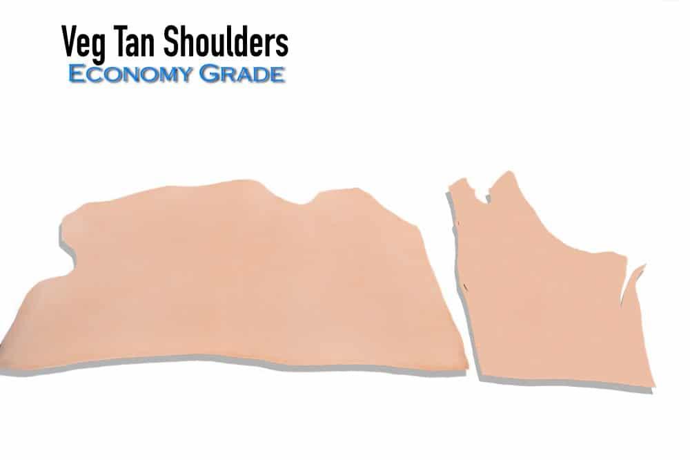Veg Tan Single and Double Shoulders