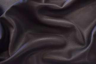 Dark Brown Farm Deer Leather