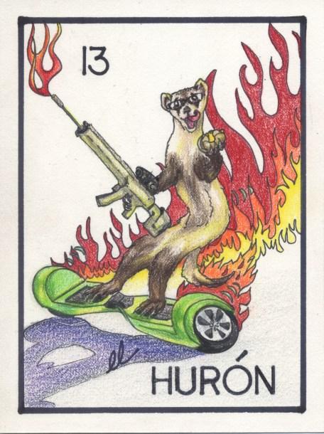 El Huron 13