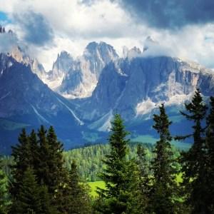 Alpe Siusi Dolomites