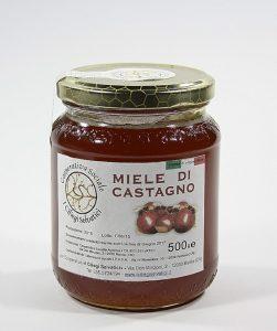 Chestnut season in Italy - chestnut honey - miele di castagno