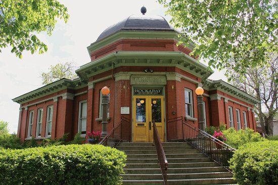Hockaday Museum of Art Exhibitions