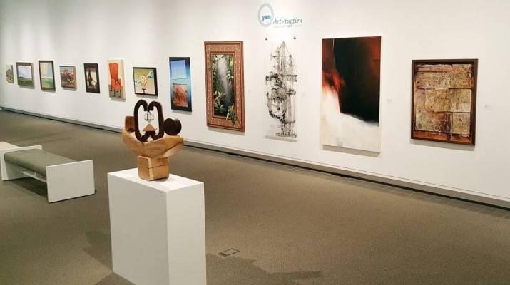 Yellowstone Art Museum Artwalk