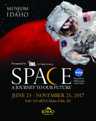 SPACE: A journey to our future