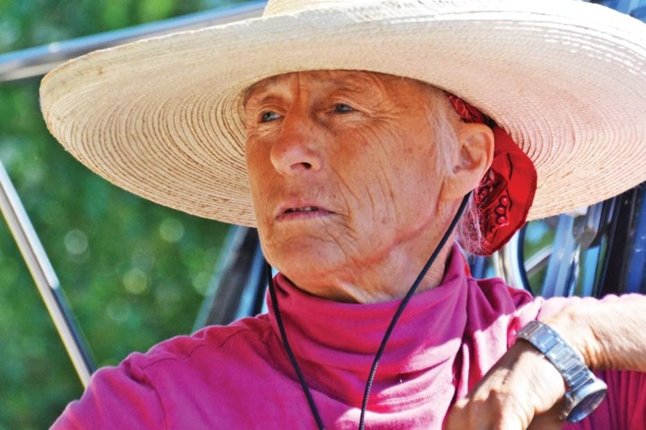 Lady Long Rider Bernice Ende