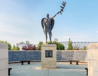 Montana Veterans Memorial in Great Falls