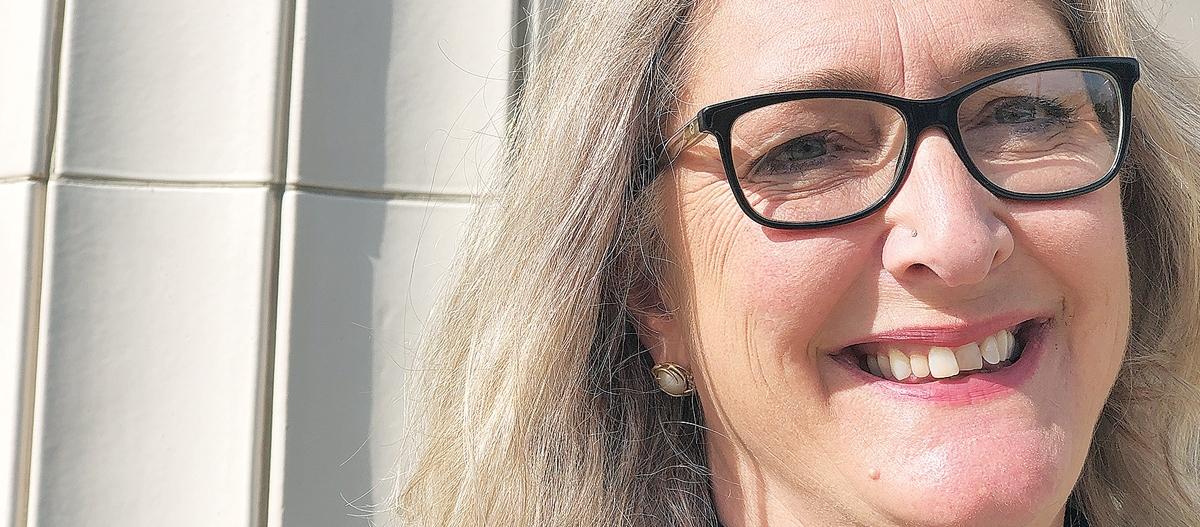 Kellie Goodwin McBride's Career of Doing Good