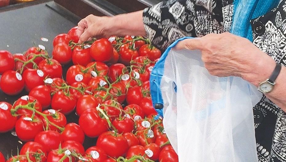 Avoid single-use plastic