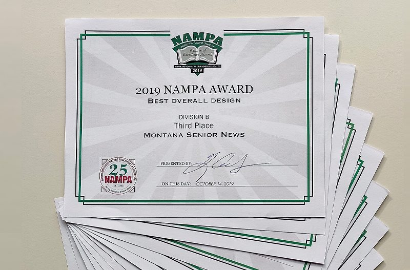 2019 NAMPA Awards — MSN Getting Better All the Time