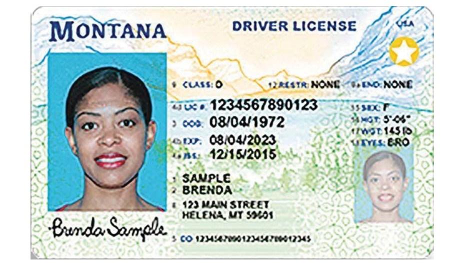 Montana Real ID