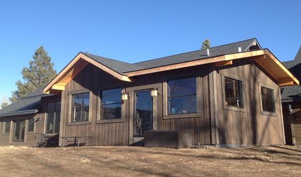 Ranchwood™- Prefinished Wood Siding