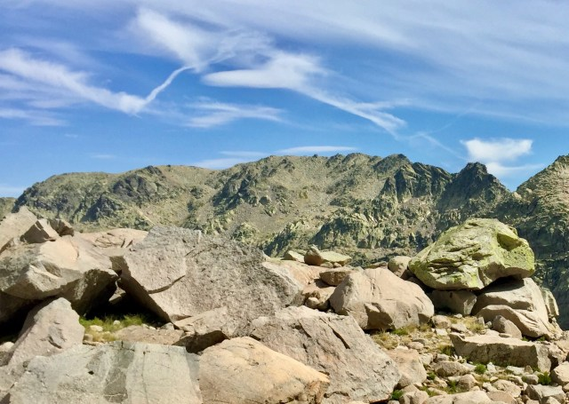 Zoom de El Morezón.