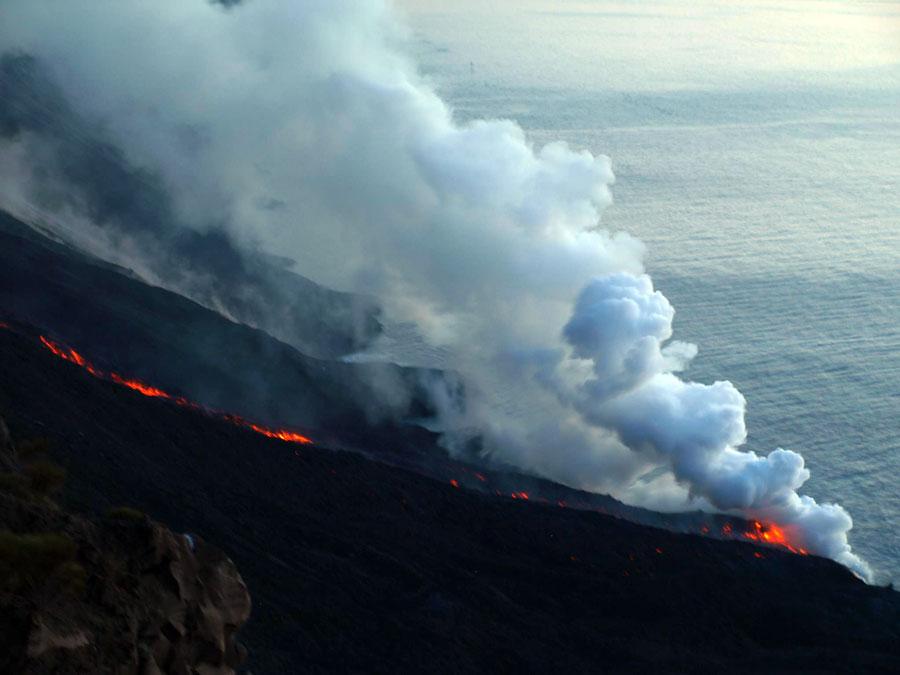 Volcán stromboli 11