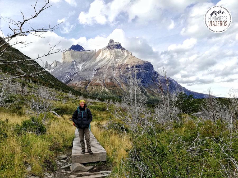 Circuito W Torres Del Paine Mapa : Trekking en torres del paine el circuito w toda la info