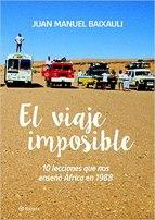 el viaje imposible libros viajeros