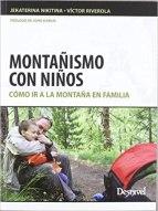 montañismo con niños libros viajeros