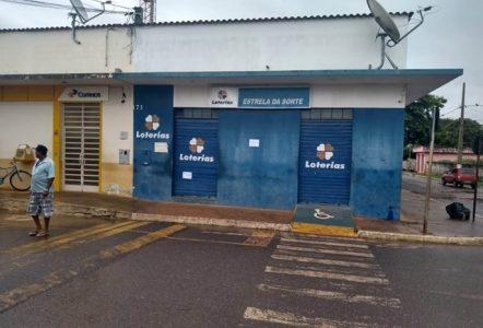 Caixa suspende atendimento em loteria de Lagoa Grande