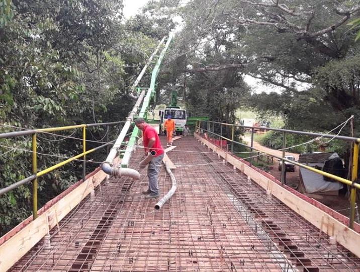 Administração Municipal realiza inauguração da Ponte da Biboca essa semana