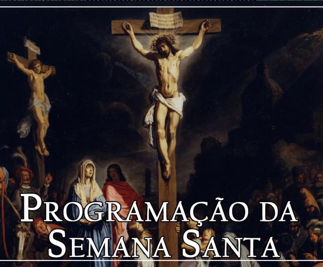 Confira a programação religiosa de hoje ao Domingo de Pascoa
