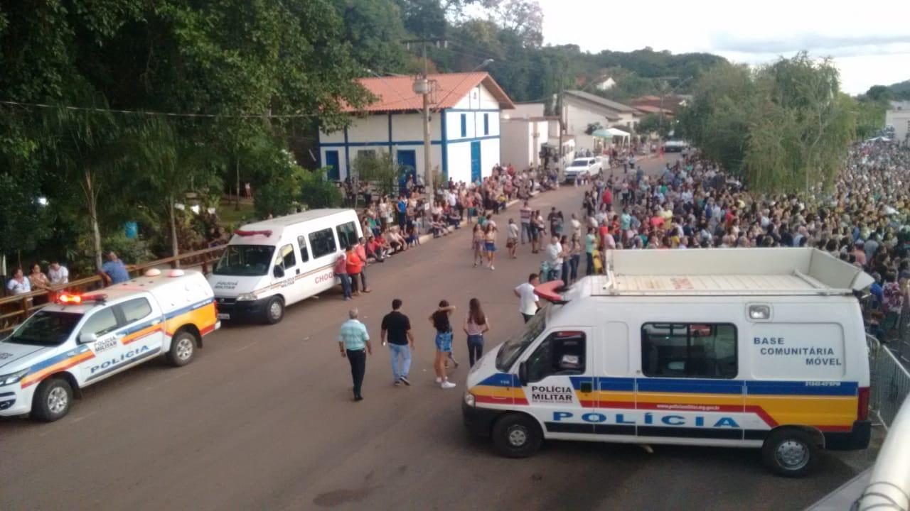 Polícia Militar apresenta balanço das ações durante a Festa da Lapa 2019