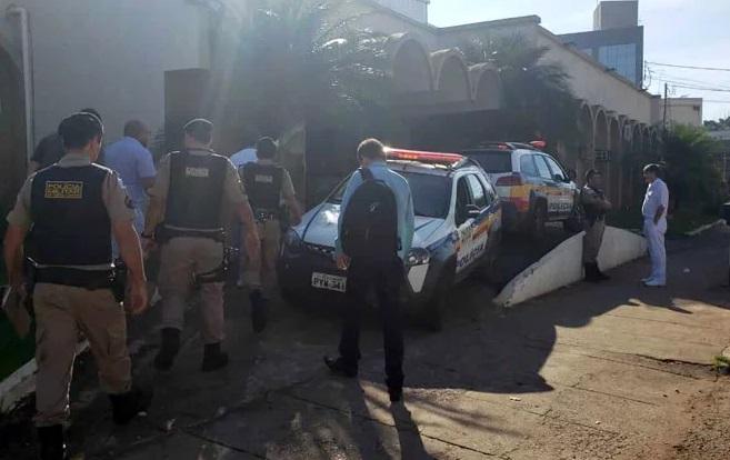 Enquanto interventor não assume, Hospital São Lucas acumula mais uma ocorrência policial