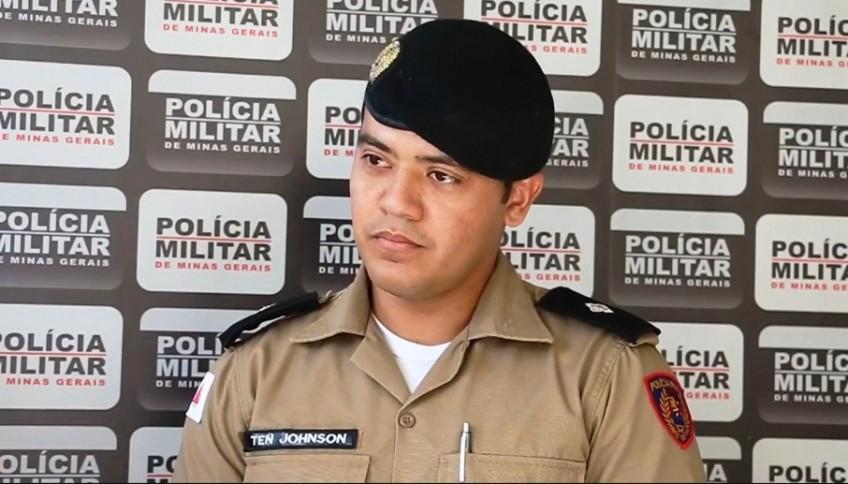 Polícia Militar faz prisão e apreende drogas durante lual em Vazante. ENTREVISTA