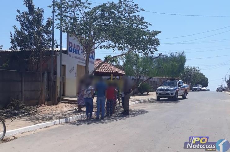 Tragédia: Sobrinho mata tio a facadas em Lagoa Grande
