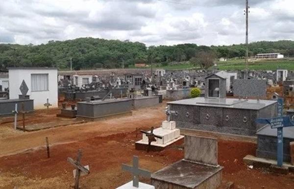 Centenas de pessoas são esperadas nos cemitérios de Vazante no Dia de Finados