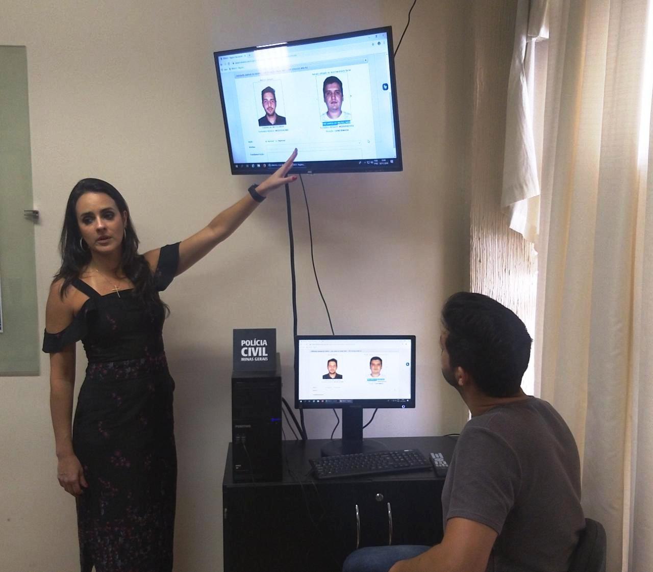 Polícia Civil e Denatran implantam sistema de reconhecimento facial para CNH