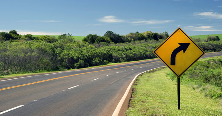 DEER reforça sinalização na MGC 354 entre Vazante e Lagamar