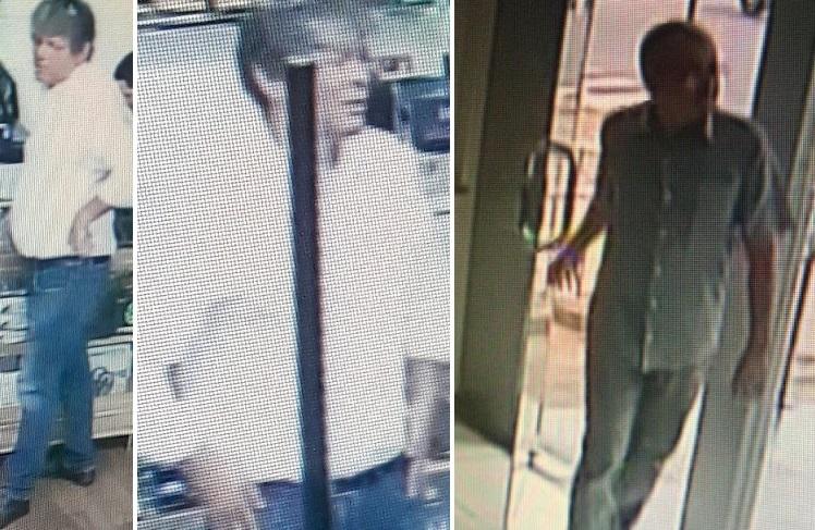 Polícia Civil procura indivíduos suspeitos de cometerem furto mediante fraude em Vazante