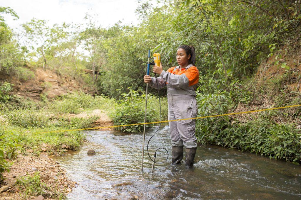 Projeto Gente Cuidando das Águas protege e recupera nascentes em Vazante e Lagamar, em Minas Gerais