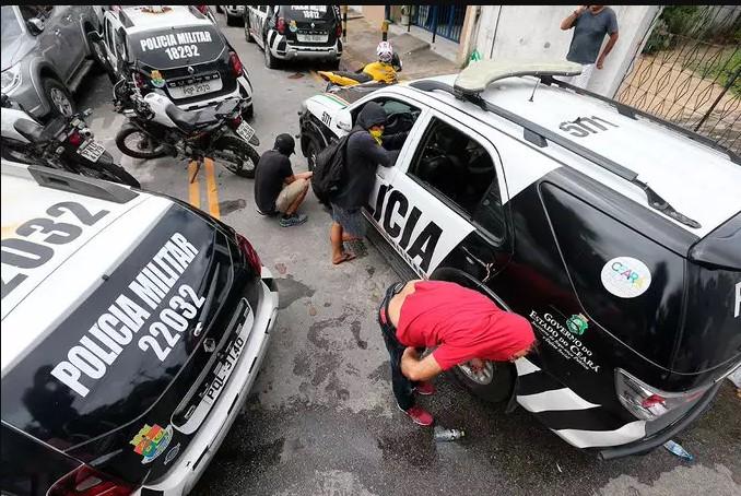 300 policiais militares investigados por motins no Ceará