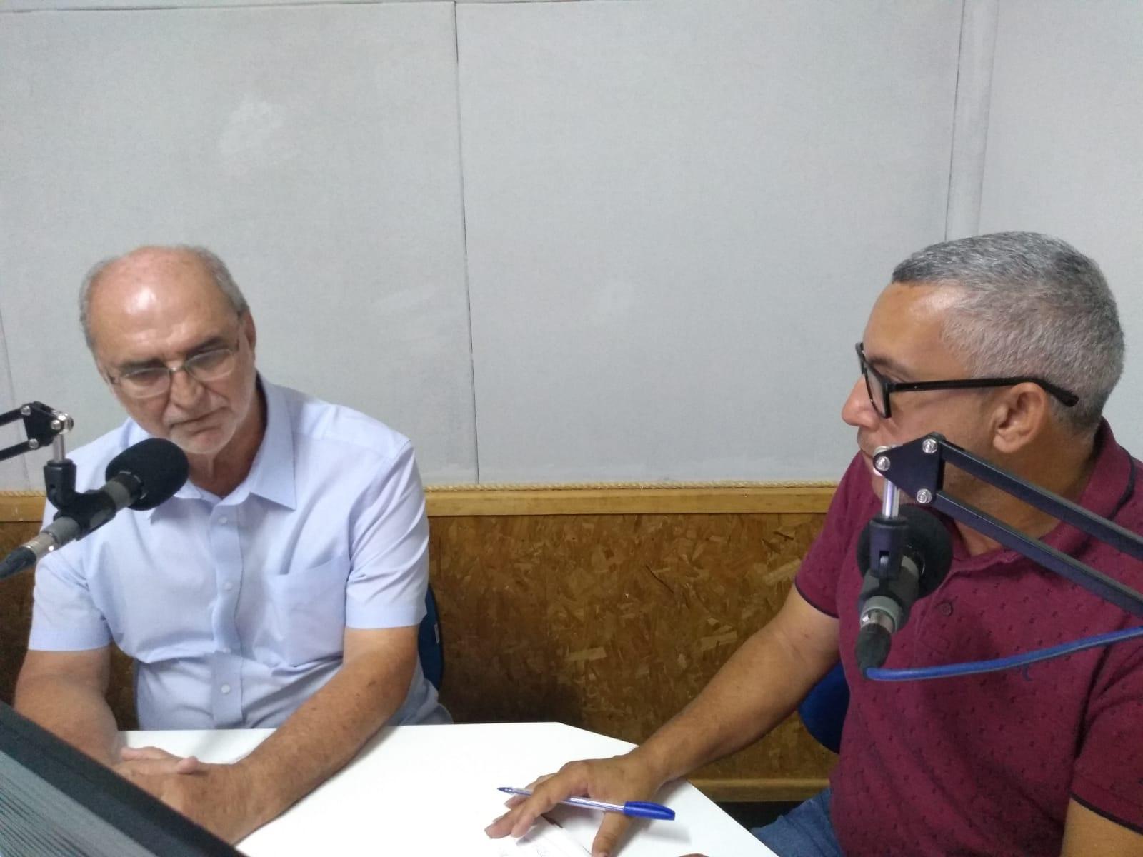 Prefeito de Vazante fala sobre sua gestão nos últimos três anos.ENTREVISTA