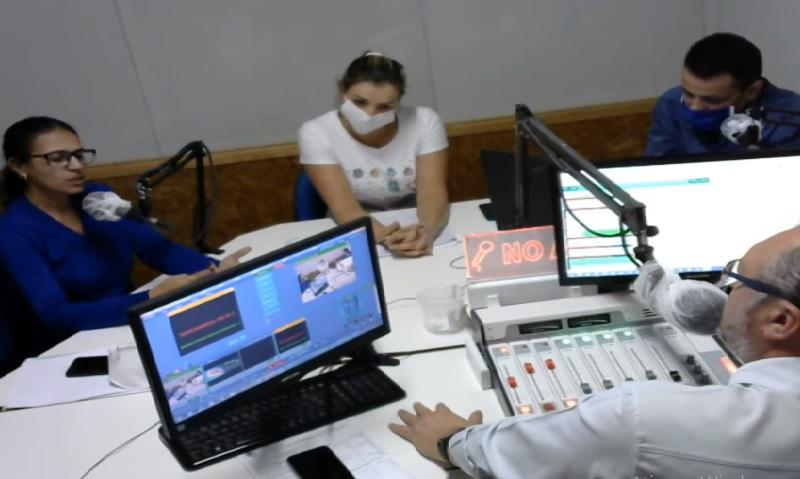 Secretaria de Saúde faz esclarecimentos sobre resultados conflitantes de testes de Covid-19 em Vazante