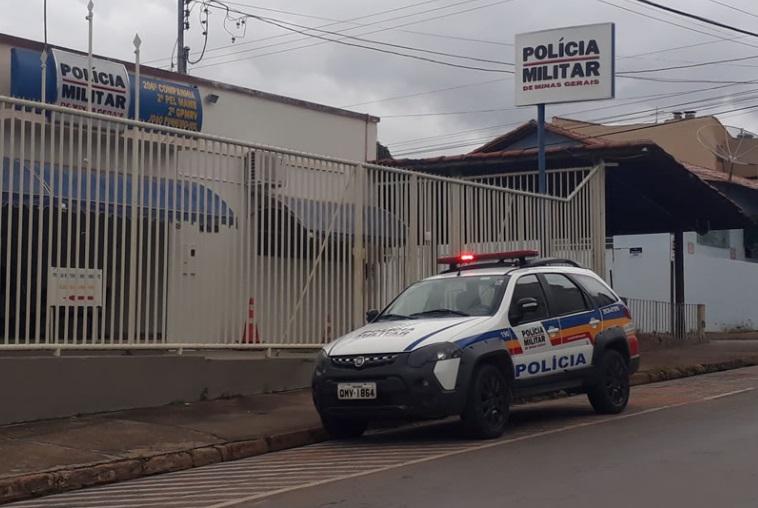 Foragidos da Justiça são presos em João Pinheiro após pedirem auxílio emergencial