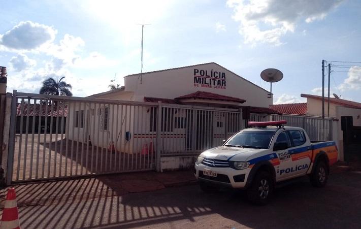 Polícia Militar de Lagamar registra golpe na venda de gado com prejuízo de R$ 60 mil