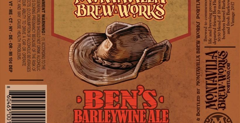 Ben's Barleywine