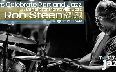 Montavilla Jazz celebrates Portland jazz with live streamed concerts on August 15-16