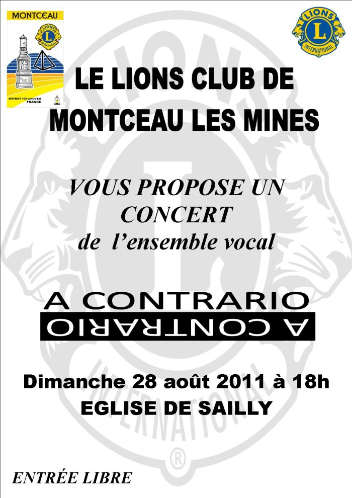 lions club de montceau les mines montceau news l 39 information de montceau les mines et sa region. Black Bedroom Furniture Sets. Home Design Ideas