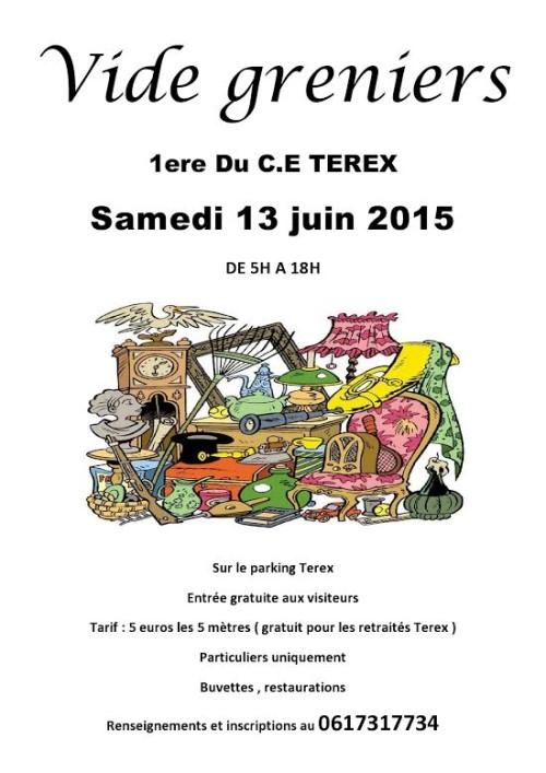 Vide grenier saint vallier montceau news l 39 information de montceau - Vide grenier 77 2015 ...