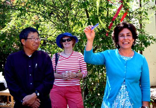 Leon Cho, Susan Piper, Carmen Martinez