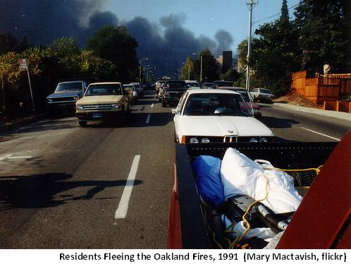 Oakland Fire 1991