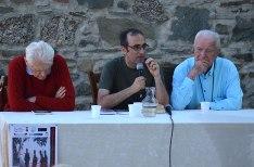 da sinistra : Francesco Berti Arnoaldi Veli, Massimo Turchi, Giampaolo Testa.