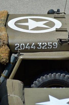 automezzo militare.