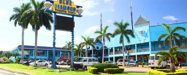 The Blue Diamond Shopping Plaza Montego Bay