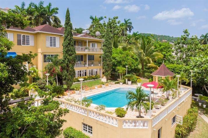 Bogue Villa, Montego Bay